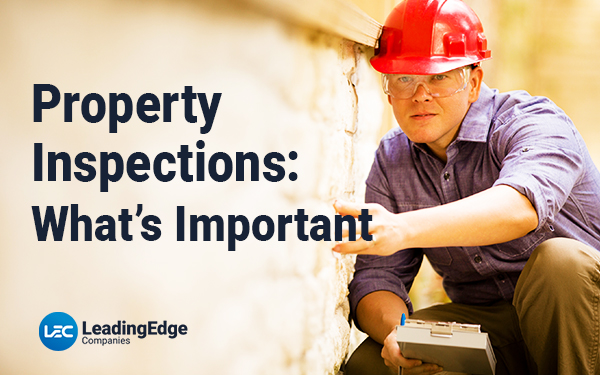 Property Inspections: What's Important?
